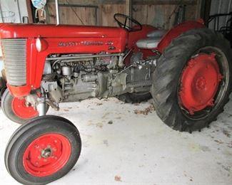 1950's Massey-Ferguson #50 tractor