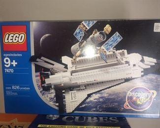 Unopened Lego