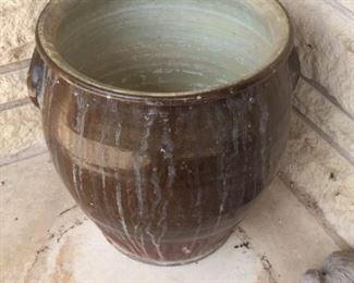Nice outdoor pot