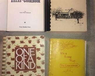 and more cookbooks