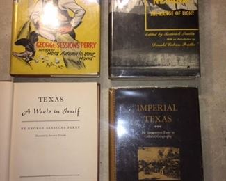 Some of the Texana books