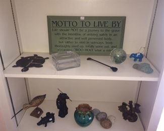 more collectibles