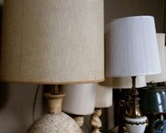 Art nouveau lamp ( d'Nova)