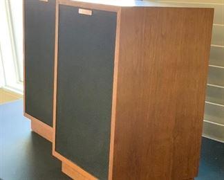 Klipsch Heresy II Vintage Speakers