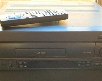 RCA LDR610 Laserdisc/CD Player