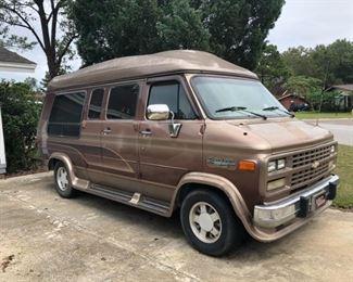 1995 Chevy G-20 Van