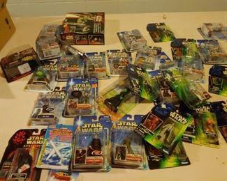 Star War Collectibles