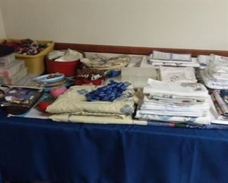 Sewing & crafting supplies