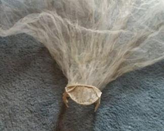 Veil for Vintage Wedding Gown
