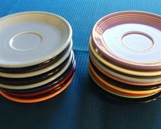 Very nice assortment of vintage and newer Fiesta Ware.