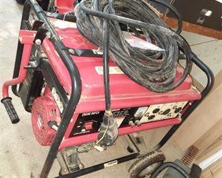 King Craft generator