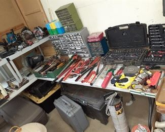 tools, storage