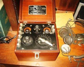 RCA Radiola RS radio