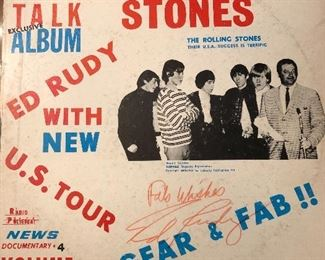 Signed Stones Album