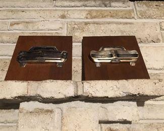 Many Pontiac Awards. Delorean, GTO