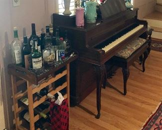Canadian made piano.