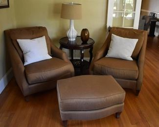 Swain upholstery