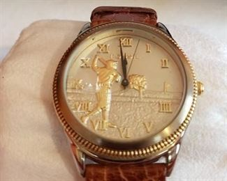 15 Fossil Watch Golfer Design