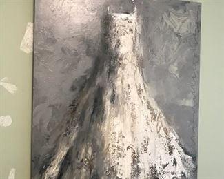 Ballard Design Dress Giclee