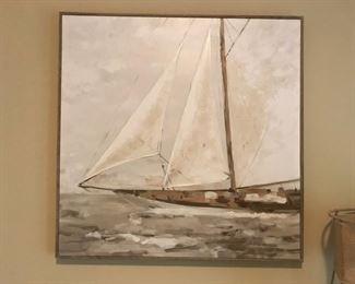 Sailboat Giclee