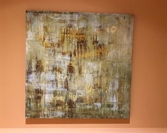Abstract Giclee