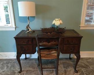 Vintage desk or makeup table