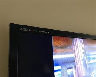 Aquos Flatscreen