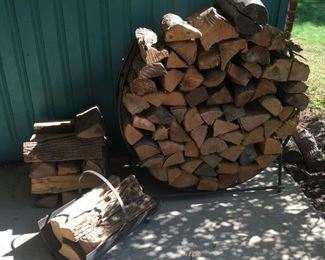 8382 Firewood Holdermin