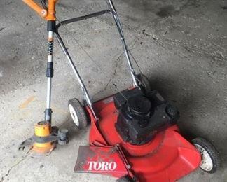 8382 Toro Mowermin