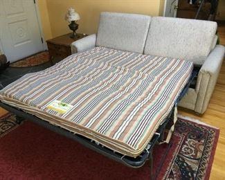 8382 Queen Sofa Sleeper Openmin