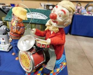 Cragstan Melody band clown