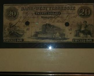 20$ Bank of TN note