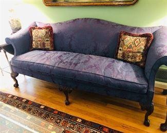 Southwood Camelback Sofa