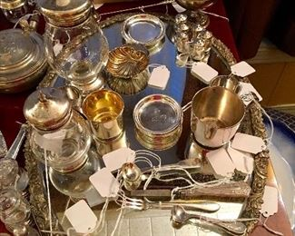 Miscellaneous sterling of all kinds
