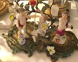 19th C  porcelain