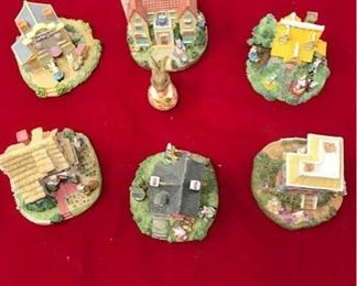 Easter Village Collection