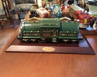 Avon Cars and Trains