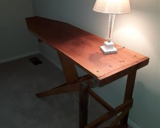 Vintage Ironing Board/table