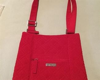 New Vera Bradley hand bag.