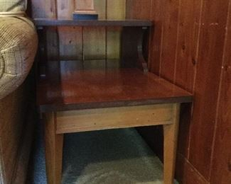MCM end table.