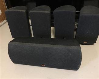 Klipsch speaker system