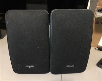 Polk Audio M2 speakers