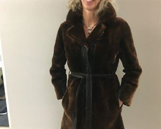 This coat will keep you stylish as well as warm and cozy this winter.