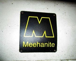 Meehanite Manual Mill