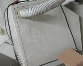 Sand Blast Box