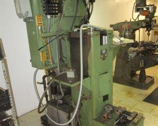 Pioneer Broaching Machine