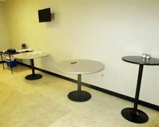Cafeteria lunchroom tables