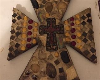 Assorted Religious Items Multiple Crosses of Beautiful Design