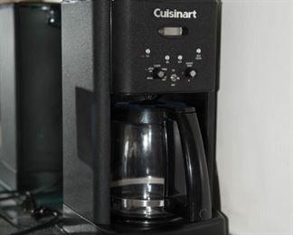 Cuisinart black coffee pot