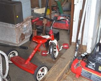 early tricycle $30